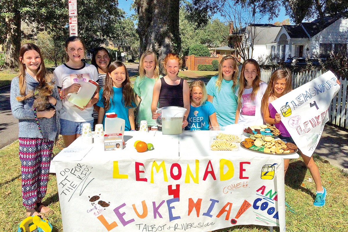 Lemonade 4 Leukemia