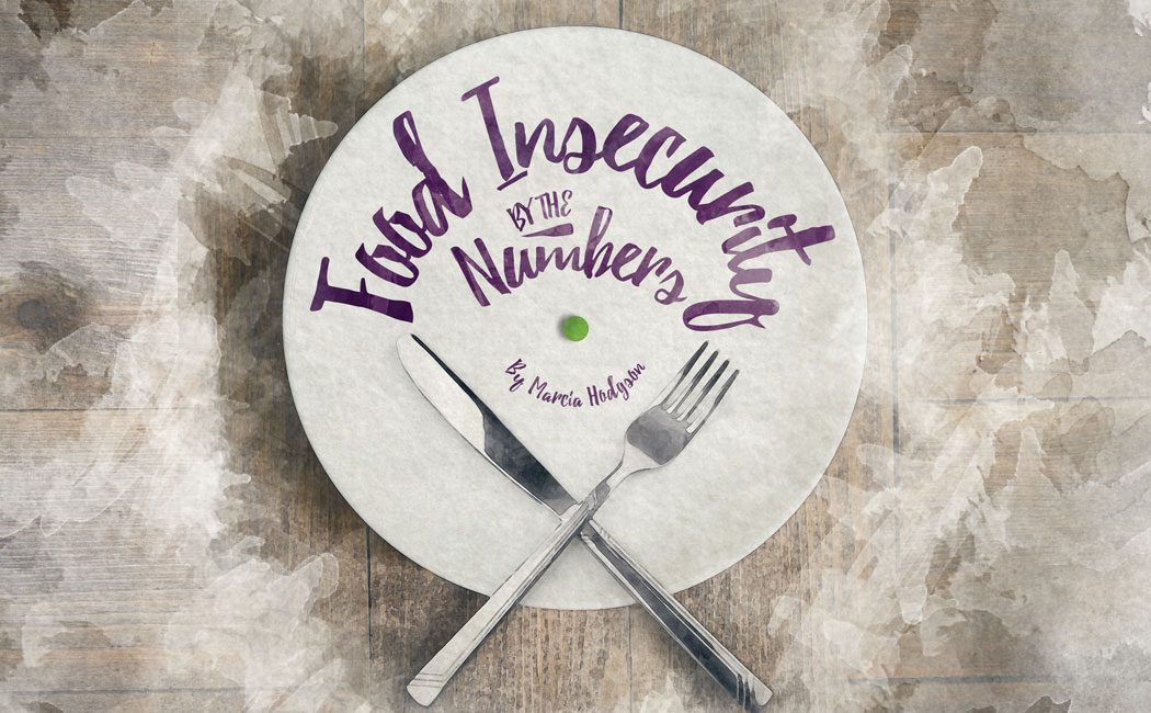 Food Insecurity By The Numbers