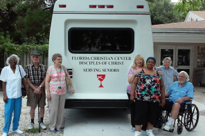 Florida Christian Center seniors need help getting around