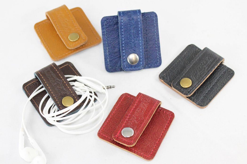 Rethreaded is continuing its partnership with Southwest Airlines to produce a line of leather accessories inspired by the winning designs seen on Unconventional Materials episode of Project Runway All Stars, Season 7.