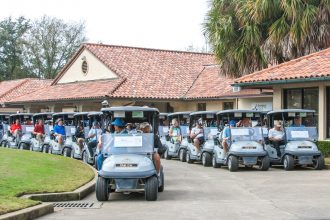 Next year's golf tournament to benefit Morning Star School is set for Feb. 24, 2020.