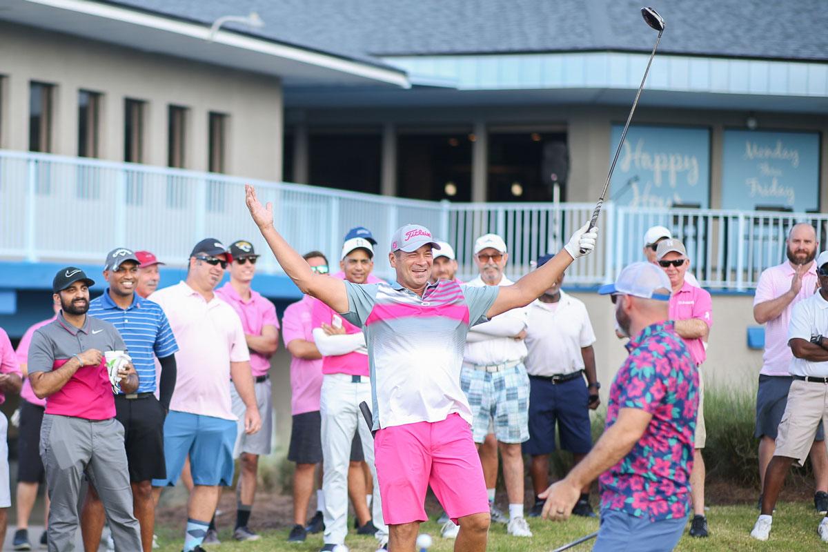 Trick Golf Pro Rocky Shipes.