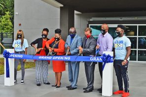MaliVai Washington Youth Foundation unveils Club 904